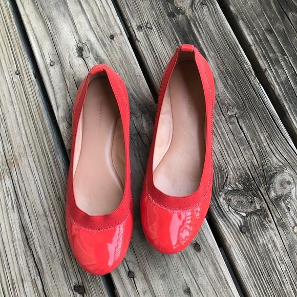 55f27aeae483 Banana Republic Shoes | Patent Leather Ballet Flat | Poshmark